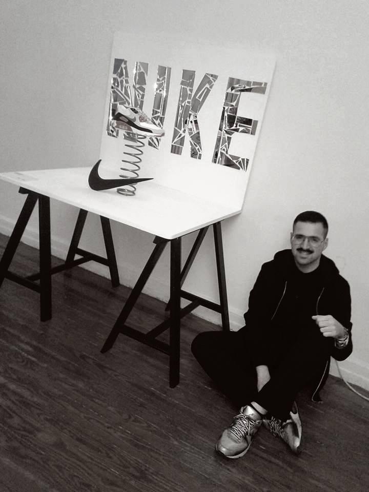 Nike X Nikos Aliazis
